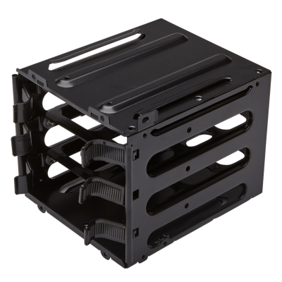 Corsair 300R HDD upgrade kit with 2x hard drive trays and secondary hard drive cage parts Computerkast onderdeel .....