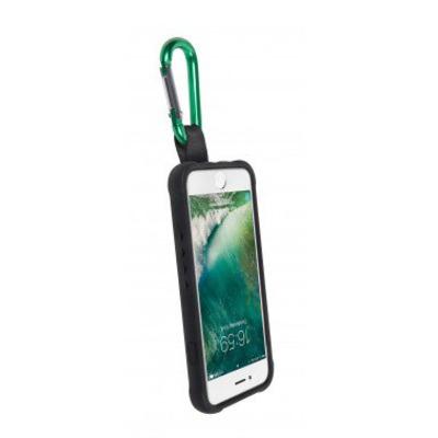 Gecko B1T1C1 Mobile phone case - Zwart, Groen, Zilver, Transparant
