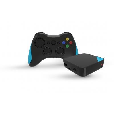 Emtec spelcomputer: GEM Box - Zwart, Blauw