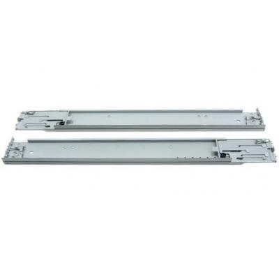 Hp rack toebehoren: 2U Rail Kit for MSA20, MSA60, MSA70, DL320s - Metallic