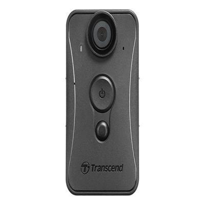 Transcend actiesport camera: DrivePro Body 20 - Zwart