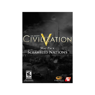2k : Sid Meier's Civilization V: Scrambled Nations Map Pack