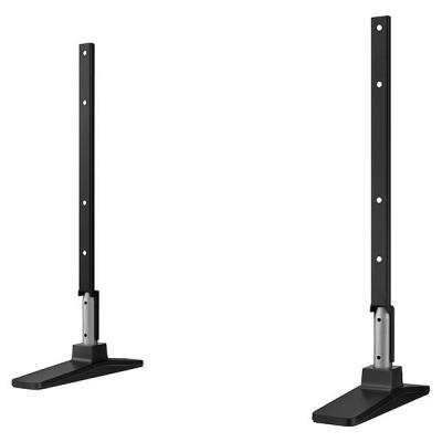 Samsung monitorarm: Foot Stand for Business - Zwart