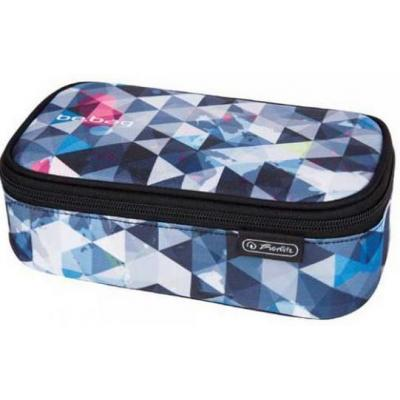 Herlitz potlood case: be.bag beatBox Snowboard - Veelkleurig