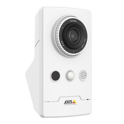 Axis M1065-LW Beveiligingscamera - Wit