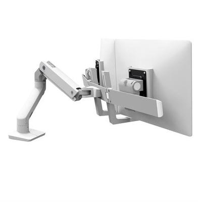 Ergotron HX Series Desk Dual Monitor Arm Monitorarm - Wit