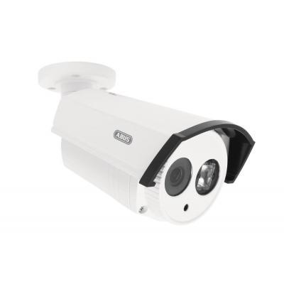 Abus beveiligingscamera: 2MP CMOS, 1920 x 1080, 2.8mm, BNC, IP66, IR LED 20m, 210.8 x 94.6 x 83mm - Wit