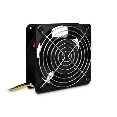 Inter-Tech 88887269 Rack toebehoren - Zwart