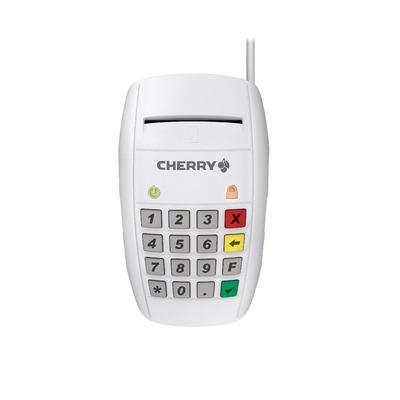 CHERRY ST-2100 Toegangscontrole-lezer - Wit
