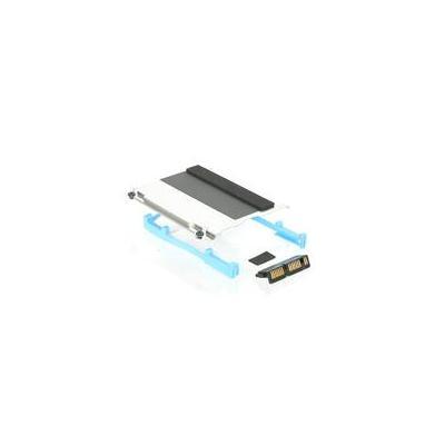 "Microstorage notebook reserve-onderdeel: HD Kit HP 2540p, 4.572 cm (1.8 "") MicroSATA - Zwart, Metallic"