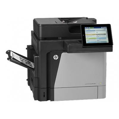 HP LaserJet Enterprise MFP M630dn Multifunctional - Zwart, Grijs - Refurbished ZG