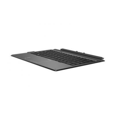 Hp mobile device keyboard: Travel Keyboard (Hungary), Black - Zwart