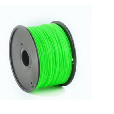 Gembird ABS plastic filament voor 3D printers, 1.75 mm diameter, groen 3D printing material