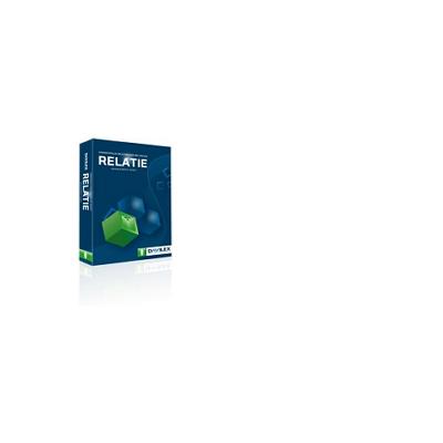 Davilex boekhoudpakket: Relatie Basic 2012 - Windows - Instant ESD (Direct Download) - Nederlands