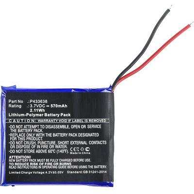 CoreParts MBXWHS-BA052 Hoofdtelefoon accessoires