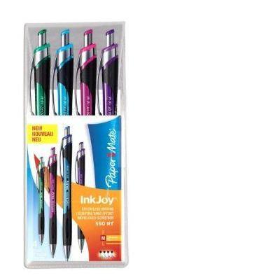 Papermate pen: INKJOY 550 RT - Veelkleurig