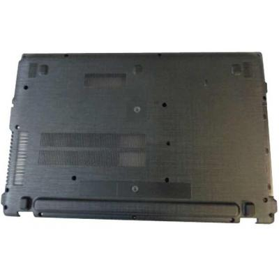 Acer notebook reserve-onderdeel: Bottom Base Case, Black - Zwart
