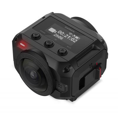 Garmin actiesport camera: VIRB 360 - Zwart