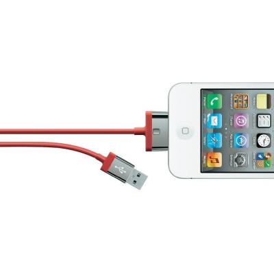 Belkin kabel: MIXIT ChargeSync, 2m - Rood