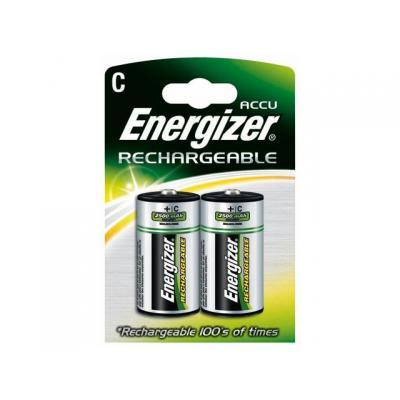 Energizer batterij: Batterij oplaad NiMH C/BS2