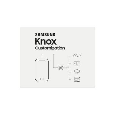Samsung software licentie: KNOX Customization SDK