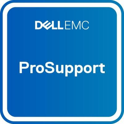 Dell garantie: 3Y Basic Onsite Service – 5Y ProSupport for Enterprise with Mission Critical response