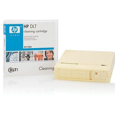 Hewlett Packard Enterprise DLTtape reinigingscartridge Reinigingstape - Wit