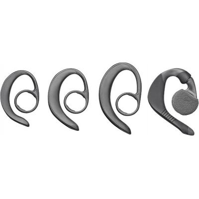 Plantronics koptelefoonkussen: Earloop set, CS60, black, nylon - Zwart