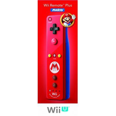 Nintendo game controller: Wii Remote Plus - Mario - Rood