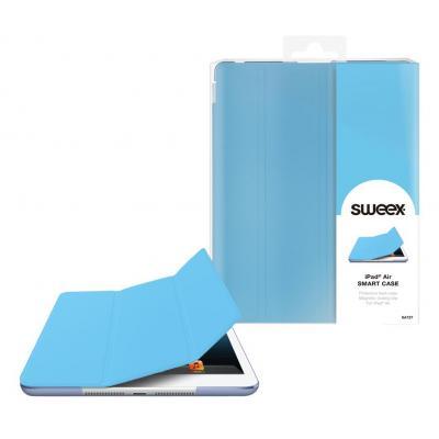Sweex iPad Air Smart Case Blue Tablet case - Blauw