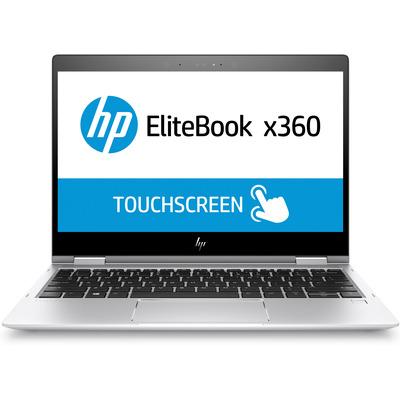 HP laptop: EliteBook x360 1020 G2 - Zilver (Demo model)