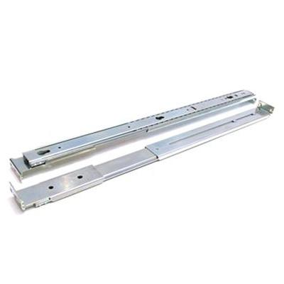 Intel rack toebehoren: Basic Rail Kit - Zilver