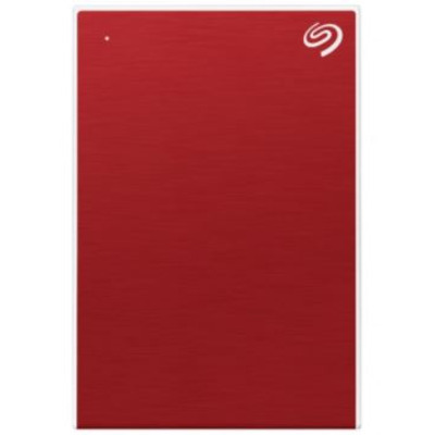 Seagate One Touch Externe harde schijf - Rood