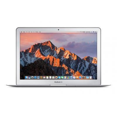 Apple laptop: MacBook Air 13 (2017) - i5 - 128GB - Zilver