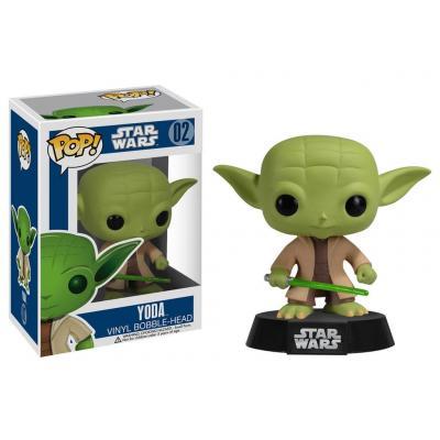 Funko video game toys & figure: Pop! Star Wars: Yoda - Multi kleuren