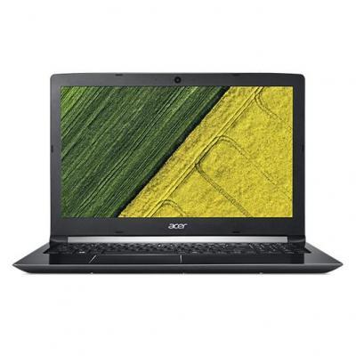 Acer laptop: Aspire A515-51G-59F6 - Zwart