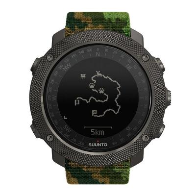 Suunto Traverse Alpha Sporthorloge - Camouflage, Groen