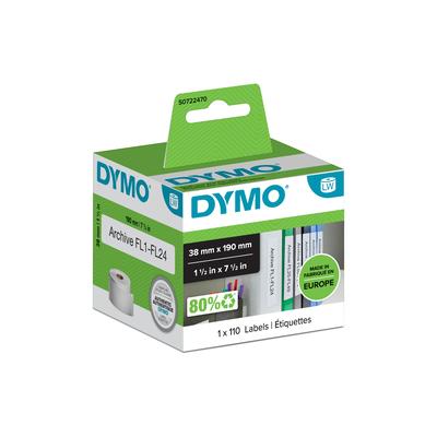 DYMO S0722470 printeretiketten