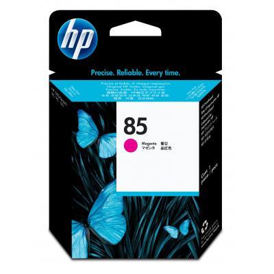 Hp printkop: 85 magenta DesignJet printkop