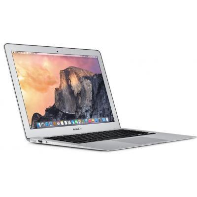 "Apple laptop: MacBook Air 11"" 256GB met dual-core i5 processor - Zilver, QWERTY"