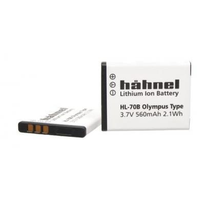 Hahnel HL-70B for Olympus Digital Cameras - Wit