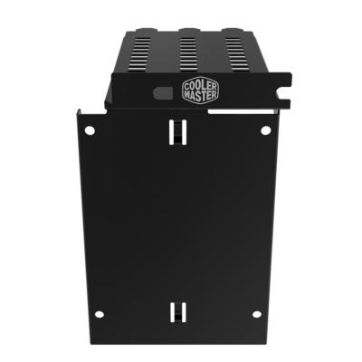 Cooler Master SSD Display Bracket (1bay), Black Drive bay - Zwart