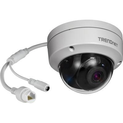 Trendnet TV-IP317PI Beveiligingscamera - Zwart, Zilver