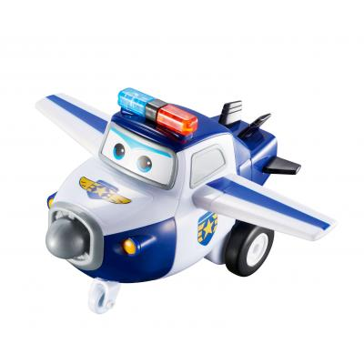 Alpha animation & toys drones: Super Wings Radiografsiche bestuurbaar! Paul - Blauw, Wit