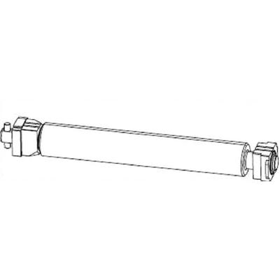 Zebra transfer roll: Kit Platen Roller ZM400  - Zwart