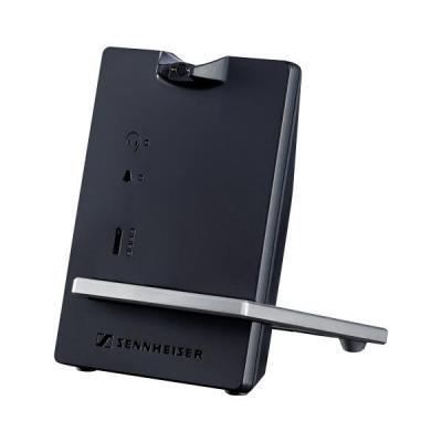 Sennheiser D 10 Base station USB, EU Koptelefoon accessoire - Zwart