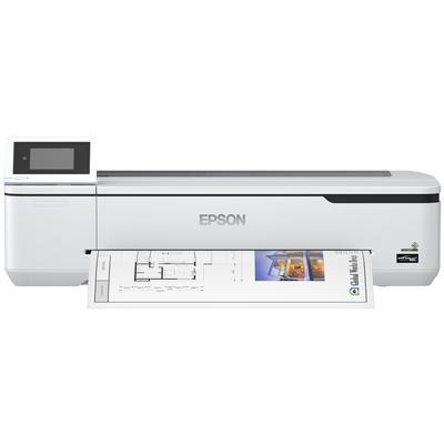Epson SureColor SC-T2100 - Wireless Printer (No stand) Grootformaat printer - Matzwart Pigment,Cyaan Pigment,Geel .....