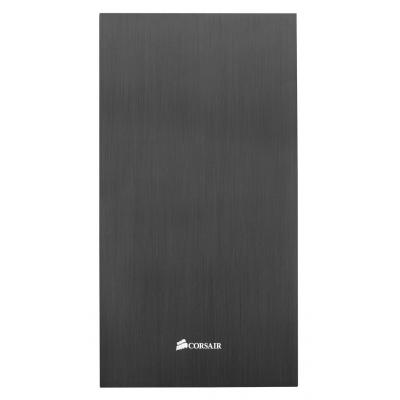 Corsair Obsidian 750D Solid Aluminium Front Panel Computerkast onderdeel - Zwart
