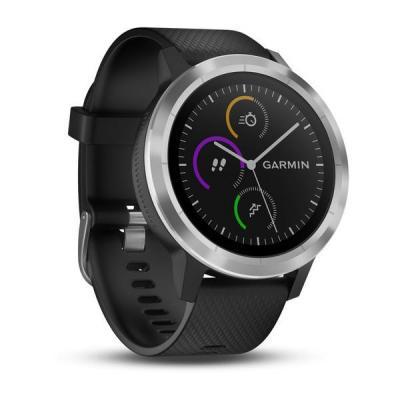 Garmin vívoactive 3 Smartwatch - Zwart, Zilver