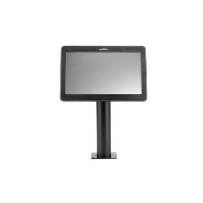 Partner Tech PM-116 Paal display - Zwart